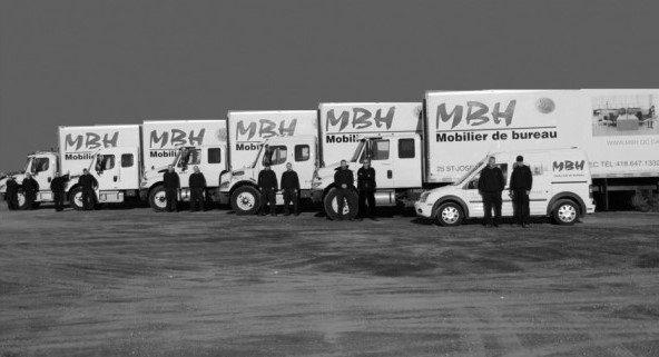 Flotte de camion renouvelée