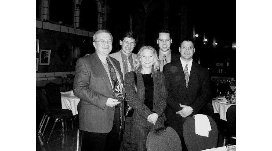 MBH récompensé par le prix Stellaris en 2003